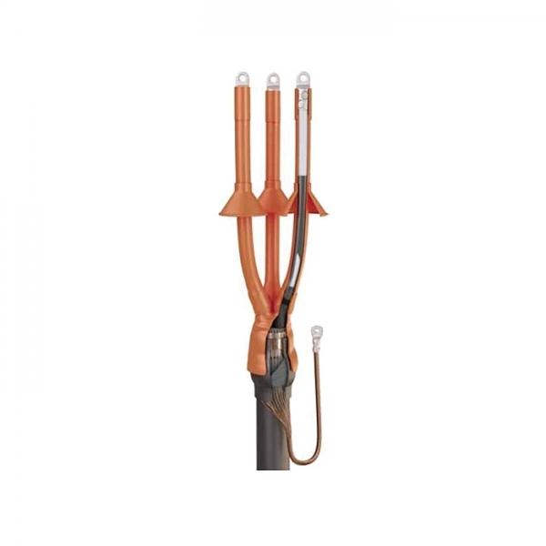 Концевые термоусаживаемые муфты 3ПКНТп-10