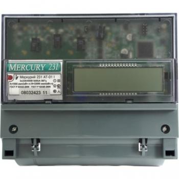 Меркурий 231 АT