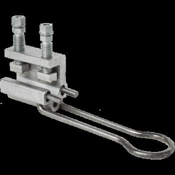 Зажим анкерный для проводов ввода (PAN 25)